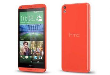 HTC 816: szczegółowy opis