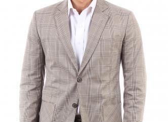 L'été de vestes de mode hommes