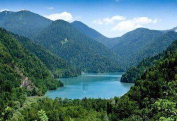 Abchasien Gebirge Urlaub und Reisetipps
