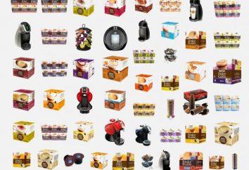 Dolce Gusto Kapseln für Kaffeemaschinen: Bewertungen