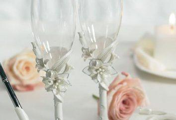 Moderne Hochzeit: Beschreibung, Tradition, Schrift, und vor allem
