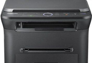 Wielofunkcyjne Samsung SCX-4600 (drukarka + skaner + kopiarka) specyfikacje, instrukcje i informacje zwrotne