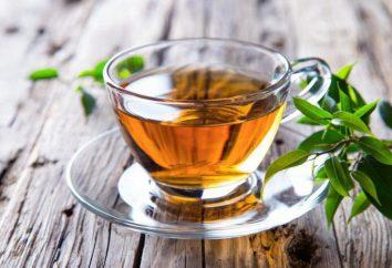O que é o chá intoxicação?
