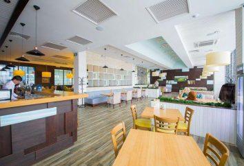 """Cafe """"Nuvole"""" (Ryazan): recensione, recensioni di visitatori"""