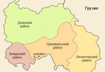 La población de Osetia del Sur: el número y la composición étnica