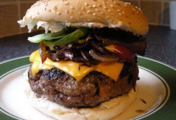 Como fazer hambúrgueres caseiros: receitas, métodos de cozimento e comentários