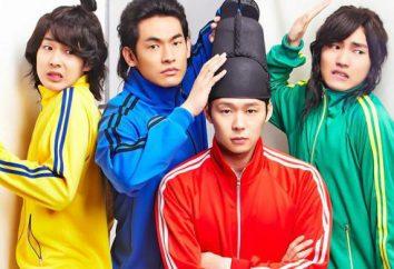 Serial koreański. Lista najlepszych