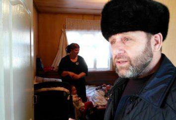 Chumakov Hamzat: biografia, foto, moglie, famiglia