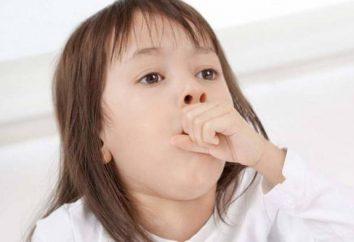 Husten am Morgen das Kind: Ursachen und Behandlung