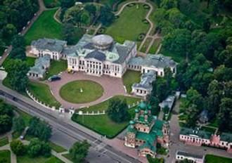 Ostankino Park – um local de férias favorito