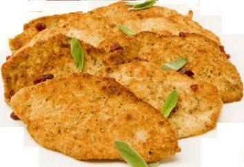suculentos hambúrgueres da Turquia picada: deliciosas receitas, composição dos alimentos