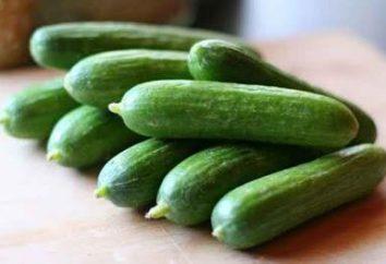 Quelles sont les vitamines dans les concombres? Quelles sont les vitamines sont contenues dans les concombres? De la vitamine plus dans le concombre?