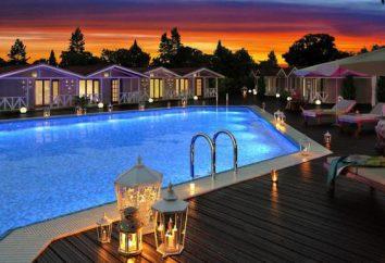 """Anapa. Hotel """"Villa del Sol"""": viajantes comentários"""