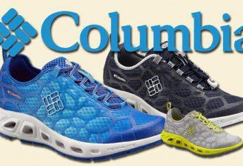 """Kolumbia obuwie ( """"Columbia"""") trampki dla ludzi aktywnych"""
