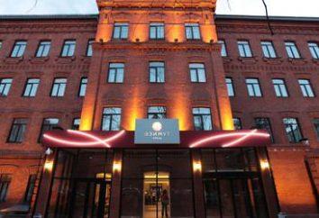 """hotel de tres estrellas """"Azimut"""" (Moscú / """"Tula""""): una descripción de la infraestructura y los comentarios de los clientes"""