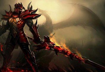 Dragon Knight: ein Überblick über die Geschichte, das Gameplay, die Rollen des Systems und Formen des Kampfes.