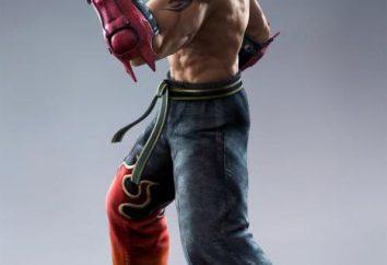 Jin Kazama – una persona, ma due personalità
