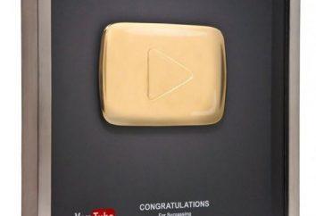 bouton « Youtube » Gold: ce qu'il est et comment l'obtenir?