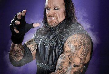 Undertaker-zapaśnik: całe życie na drodze do sławy