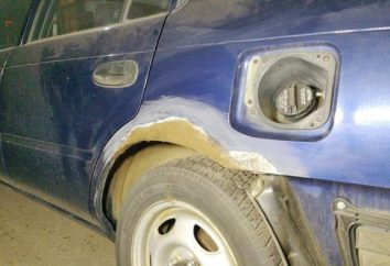 Preferowane płyn do usuwania farby z samochodów metalu: opis, schematy, instrukcje użytkowania i opinie