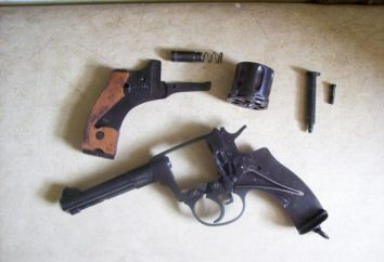 """""""Revolver"""" (revolver): spécifications et les modifications modernes"""