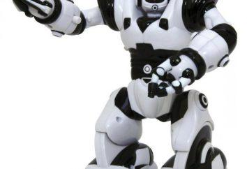 Les robots de la télécommande. jouets interactifs pour les garçons