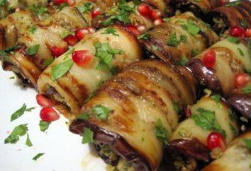 kuchni gruzińskiej przy stole