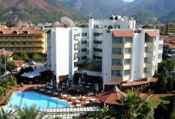 Hotel Verde 4 * (ex S Hotel), Marmaris, Turquia: descrição, opiniões e avaliações.