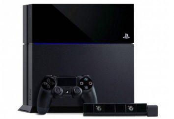 PlayStation 4: caratteristiche e capacità. Recensioni e foto