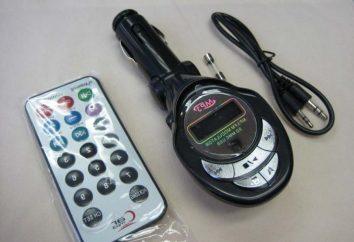 FM-Modulator – Universalgerät für zu MP3 hören