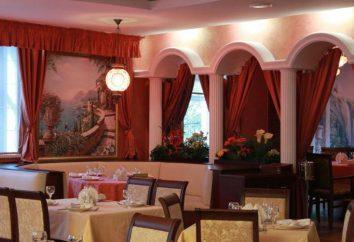 Cafés e restaurantes Podolsk: endereço, descrição, fotos
