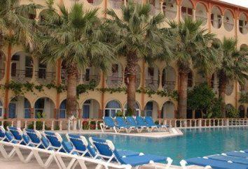 Garden Palmiye Hotel Side 3 * (Turquia / Lado) – fotos, preços e avaliações do hotel