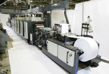 Stampa offset – è un metodo di stampa versatile di prodotti per la stampa
