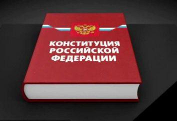 La liberté de conscience et la liberté de religion. Les droits constitutionnels des citoyens russes