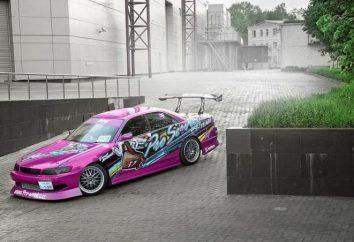 """Tuning """"Toyota Mark 2"""", especificações técnicas, avaliações e preço"""