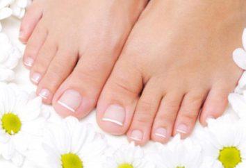 aceto trattamento unghie fungo: efficienza e applicazione caratteristiche. Come usare l'aceto per il trattamento delle unghie fungo