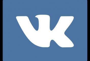 En tant que développeurs d'écrire « VKontakte » et d'émettre correctement l'application