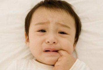 Typen Stomatitis bei Kindern und Erwachsenen