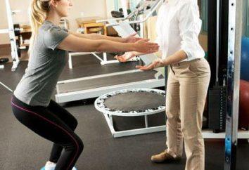 Przedsionkowego ćwiczenia dla małych dzieci i dla osób starszych. ćwiczenia gimnastyczne twarzy