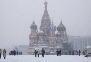 Jakie są obszary w Moskwie, a co lepiej żyć?