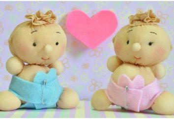 Bambole della calza: il giocattolo perfetto per il tuo bambino!