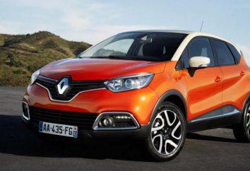 Przegląd samochodu Renault Captur