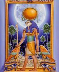 Bóg Słońca w starożytnym Egipcie został nazwany Ra. Trochę o jego niejednoznaczności