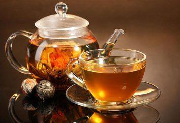 """Tea """"Princesa Nuri"""": visão geral, tipos, composição, fabricante e comentários"""