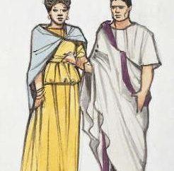 Patricia – elity społeczeństwa rzymskiego. Origins, obowiązki rzymscy patrycjusze i plebs walczyć