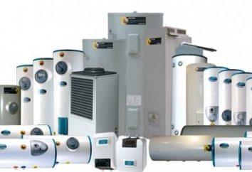 Determinar qual o melhor aquecedor de água: fluxo ou armazenamento