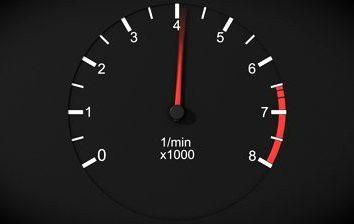Tachimetro – è parte integrante di ogni auto