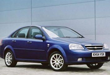 """Recenzje właścicieli, """"Chevrolet Lacetti"""" opis modelu"""