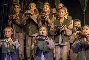 Teatr Muzyczny zabaw dla młodych aktorów: Opis, repertuaru, kontaktów i opinie
