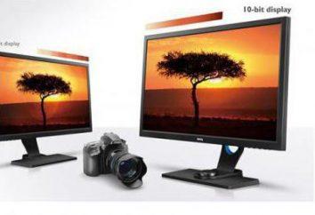 Monitor especializado para fotógrafos e designers SW2700PT